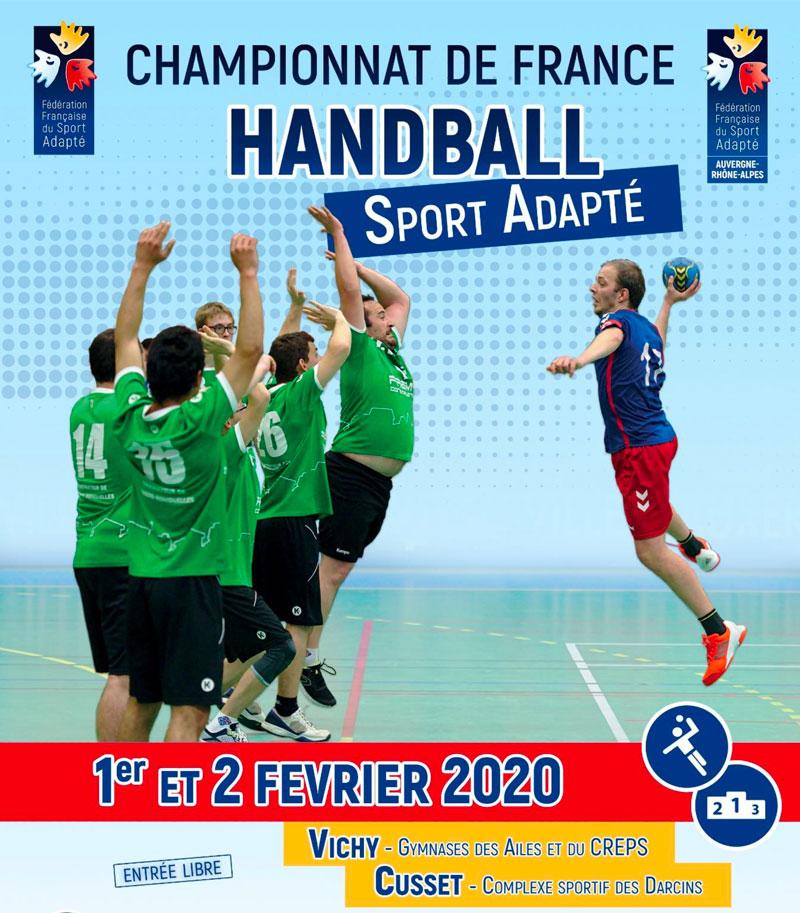 CF HANDBALL 2020