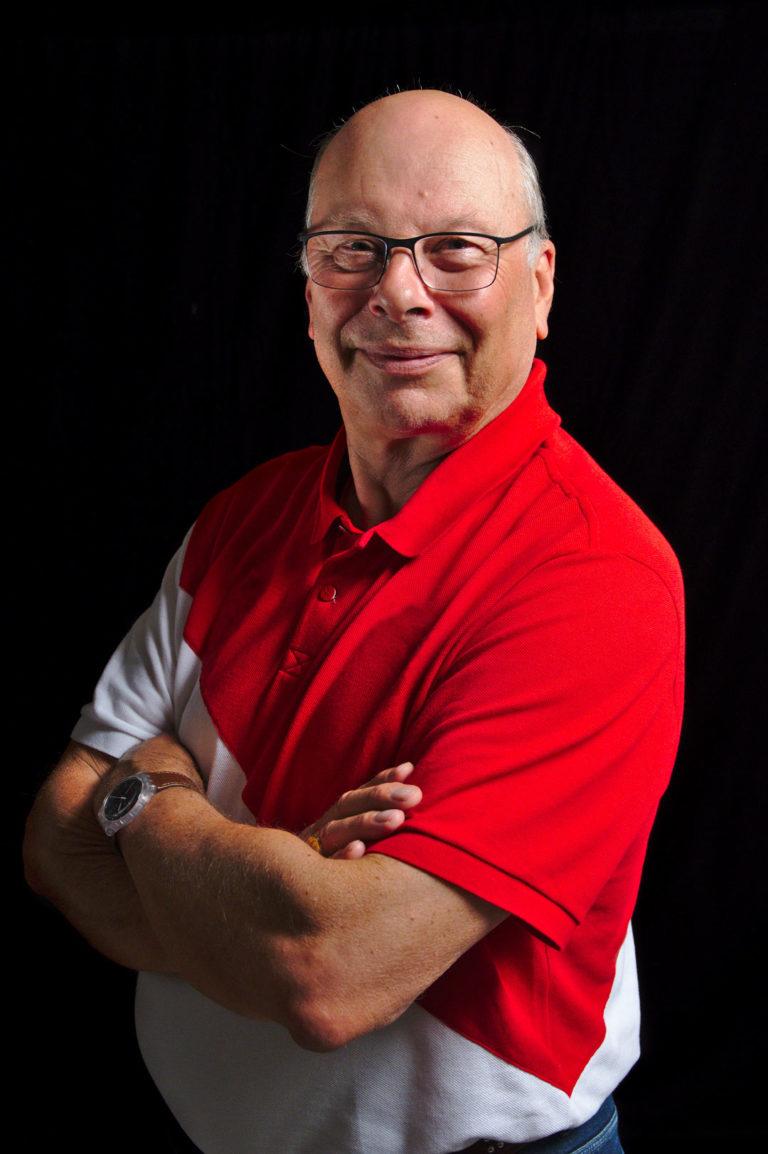 Portraiit Henri Miau, Vice-Président FFSA