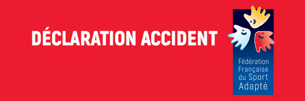 Déclaration accident
