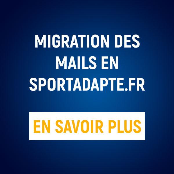 Migration des mails