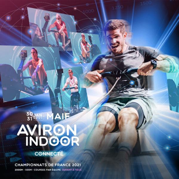 Aviron inodore Sport Adapté 2021