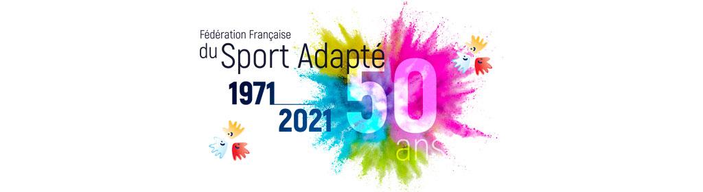 Cinquantenaire du Sport Adapté