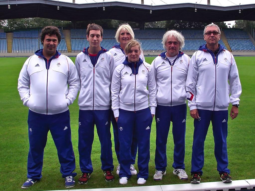 2012 | Equipe de France Sport Adapté au CREF SA Poitou