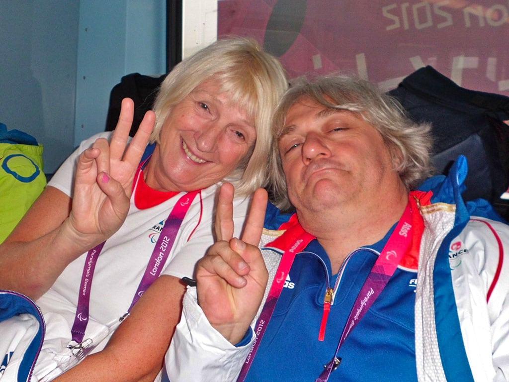 2012 | JP de Londres avec Pascal Griffault