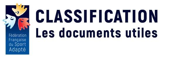 Classification de la FFSA