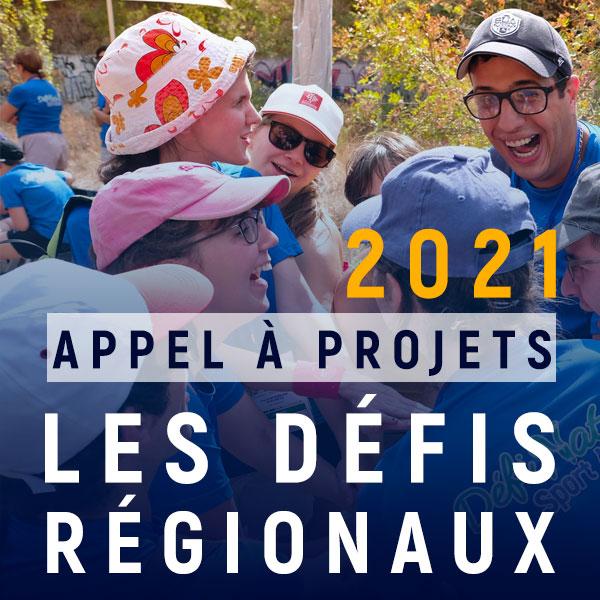 Les défis régionaux 2021