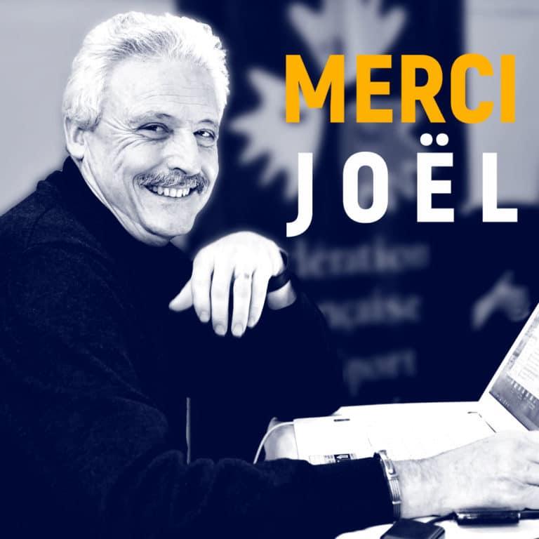 Portrait de Joel Renault