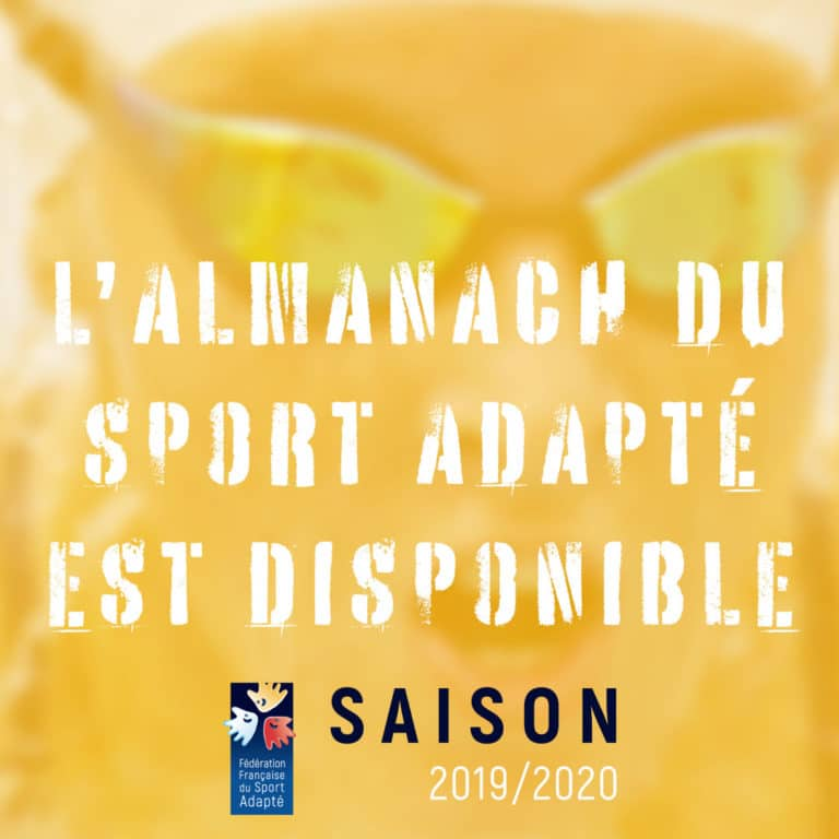 L'Almanach du Sport Adapté