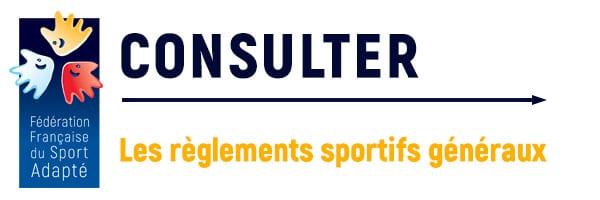 Règlements sportifs généraux