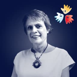 Marie-José Lallart, membre du comité directeur de la FFSA