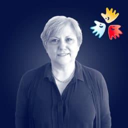 Nathalie Catajar, membre du comité directeur de la FFSA