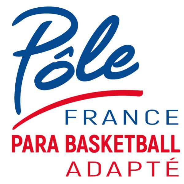 Pôle France para basketball adapté