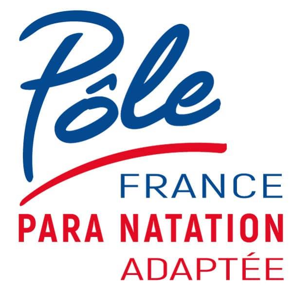 Pôle France para natation adaptée