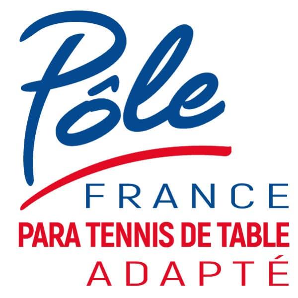 Pôle France para tennis de table adapté