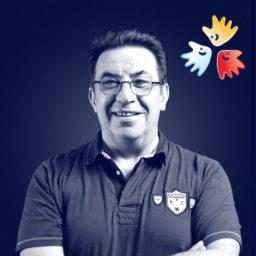 Charles Nieto, trésorier adjoint de la FFSA