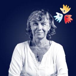 Christine Ghys, trésorière générale de la FFSA