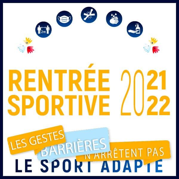 Plan de relance du Sport Adapté