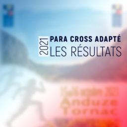 Para Cross Adapté 2021